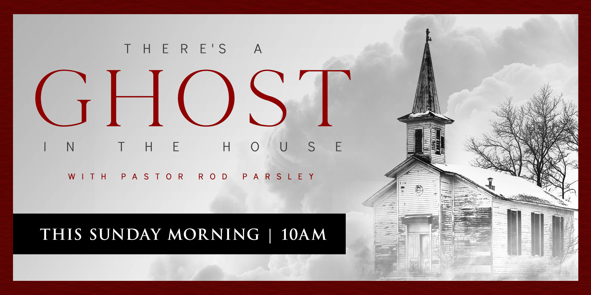 Ghost in the House on Sundays