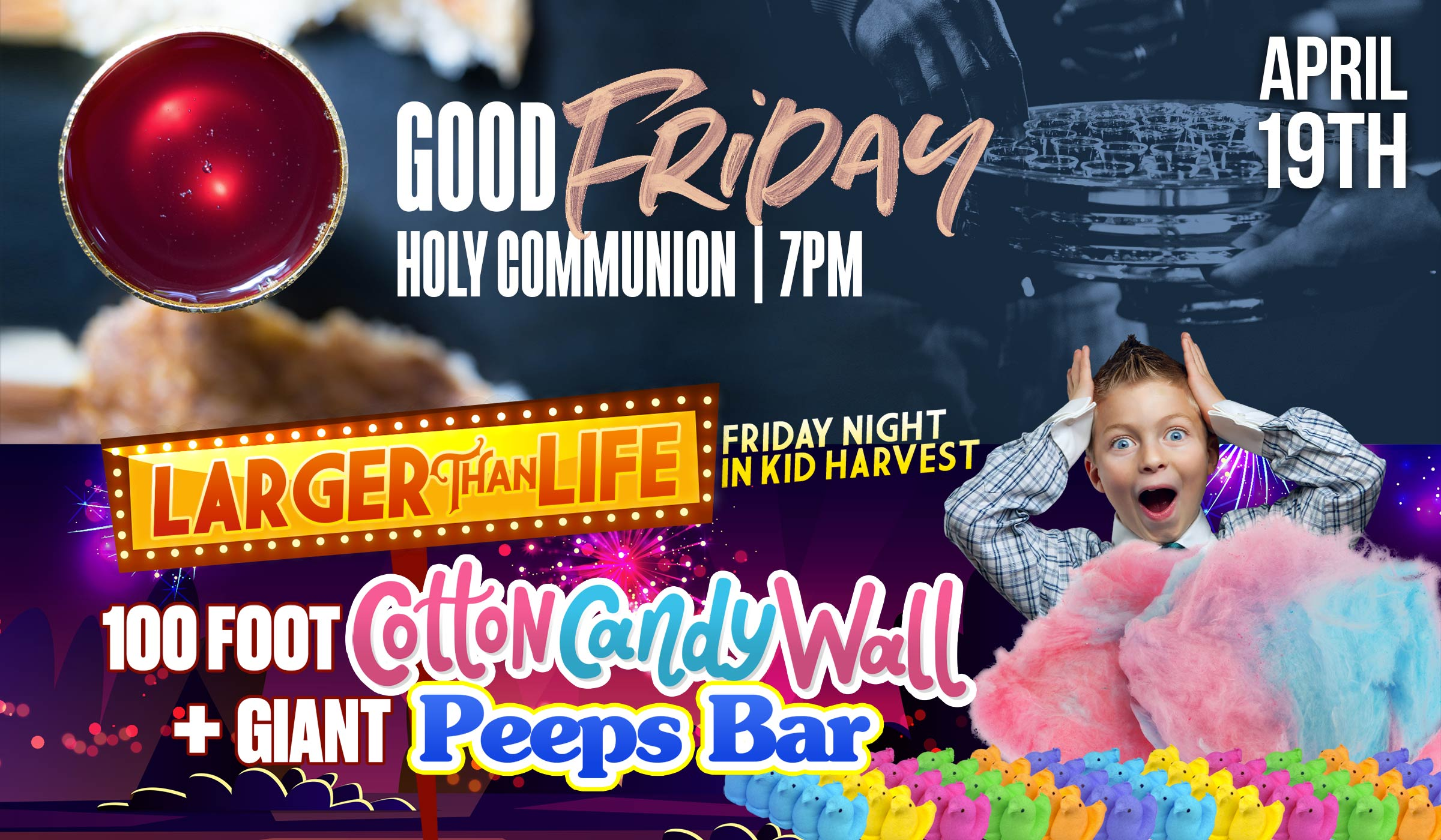 Good Friday Celebration | April 19th at 9PM - WHC.LIFE